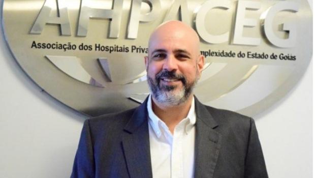 COE e Ahpaceg se reúnem para buscar soluções para evitar o colapso da sistema de saúde em Goiás