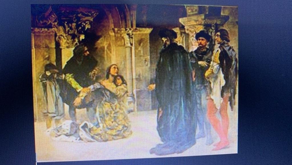 Coimbra de Inês de Castro, que foi executada pelo sogro