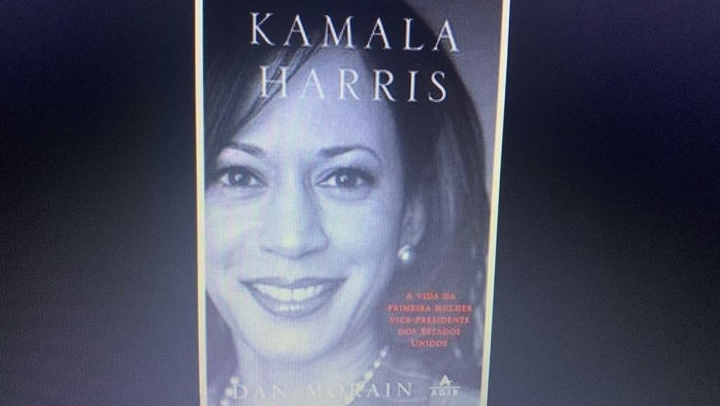 Sai no Brasil biografia de Kamala Harris, a vice-presidente dos Estados Unidos