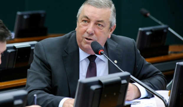José Mário Schreiner é o novo vice-líder do governo na Câmara