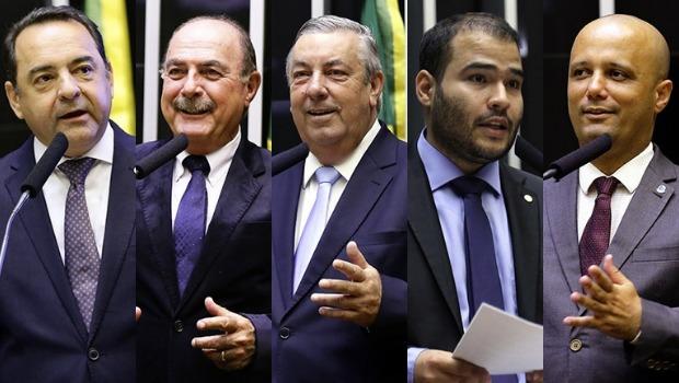 'PEC da Impunidade' é assinada por cinco deputados goianos