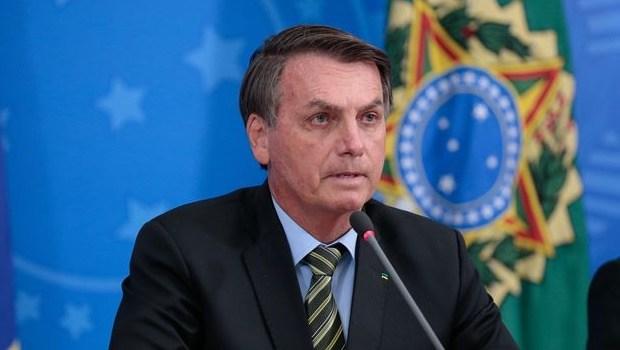 Bolsonaro chega a Goiás para inauguração de trecho da Ferrovia Norte-Sul