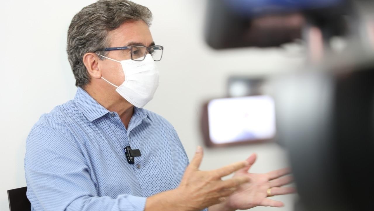 Covid: ex-prefeito de Palmeiras de Goiás deixa UTI do Hospital Samaritano