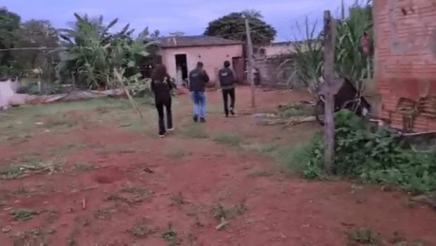 Polícia Civil prende homem acusado de estuprar filha surda-muda