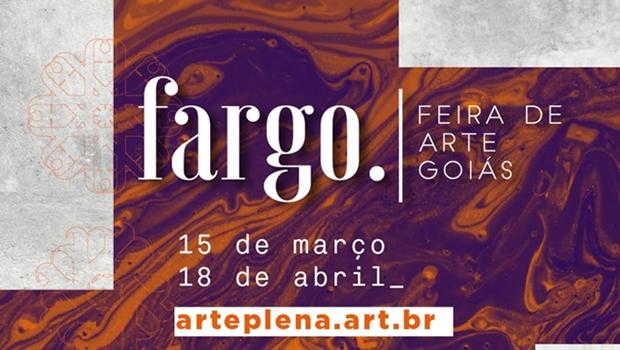 Feira de Arte de Goiás terá edição on-line
