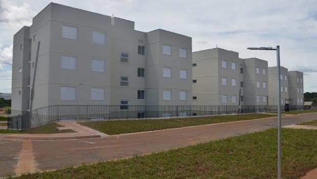 Sorteio contempla 125 famílias que receberão apartamentos em Aparecida