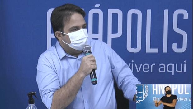 Para evitar colapso da saúde, Anápolis decreta fechamento dos serviços não essenciais por 10 dias
