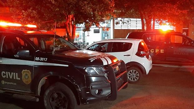 Três suspeitos são presos por  roubos a motoristas de aplicativo