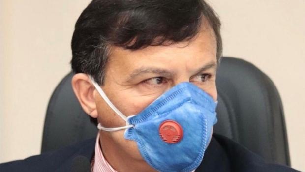 Vice assume cargo de prefeito interinamente em Caldas Novas