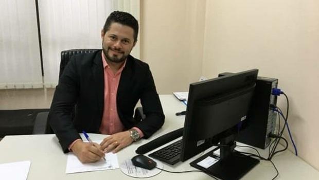 Marcos Teixeira é novo secretário de Comunicação de Goiânia