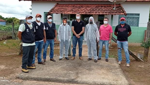 Após medidas restritivas e testagem em massa, Nova América está há 18 dias sem casos da Covid-19