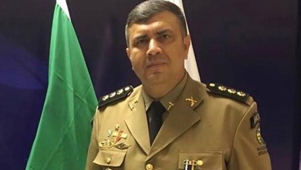 Coronel Urzeda assume como secretário de Assuntos Sociais