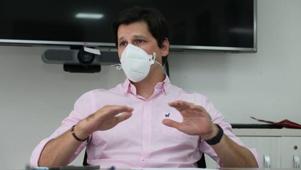 Daniel Vilela planeja disputar o governo, mas admite compor com Ronaldo Caiado ou Jânio Darrot