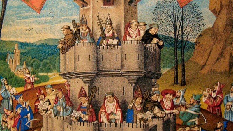 Idade Média foi uma época de avanço cultural, provaram historiadores Duby e Le Goff