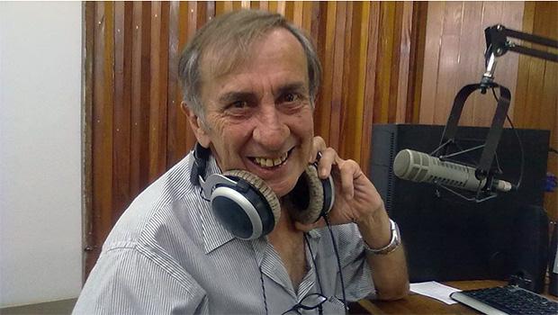 João Sobreira, radialista | Foto: Divulgação/UFG
