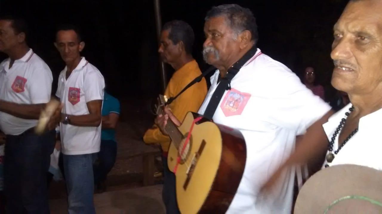 Morre Zé Garção, o grande mestre da folia em Porangatu. De Covid