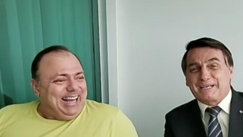 Bolsonaro planeja bancar Pazuello para governador do Rio de Janeiro
