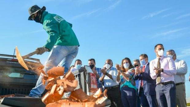 Após inaugurar terceiro ecoponto, prefeitura pretende chegar a sete unidades de descarte de lixo em Goiânia