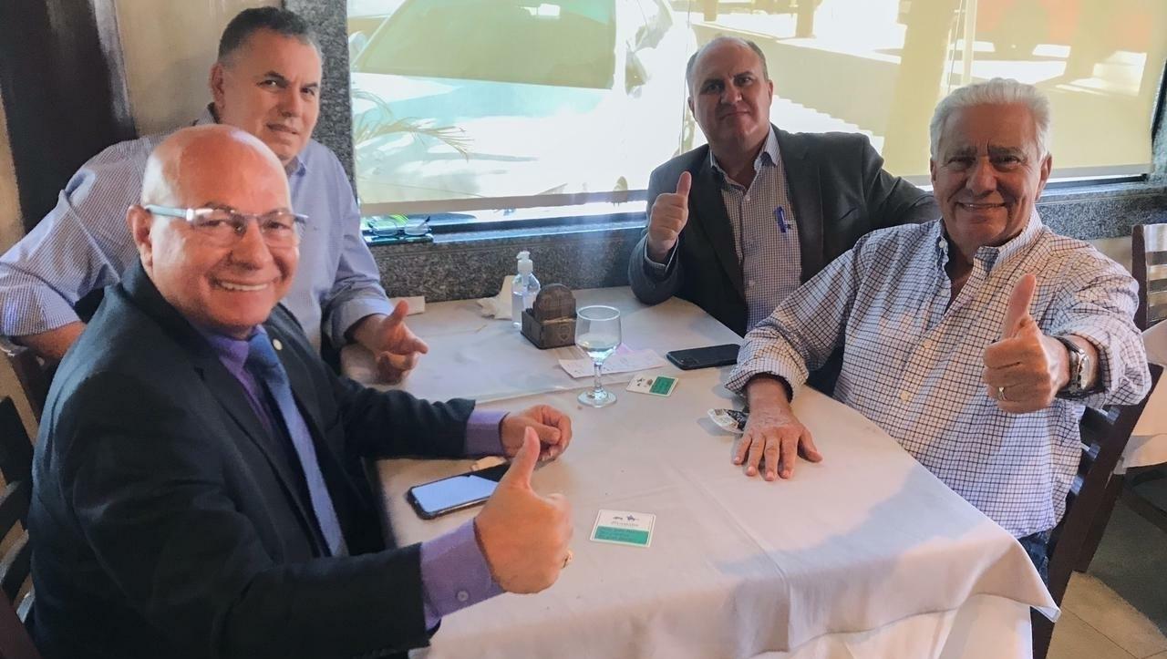 PSD entra no páreo para conquistar o passe político do deputado federal Professor Alcides