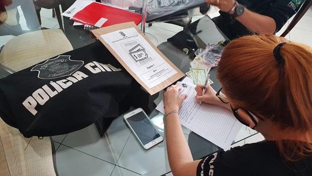 PC cumpre oito mandados de busca contra suspeitos de desvio de mais de R$ 1 milhão da prefeitura de Itaguaru