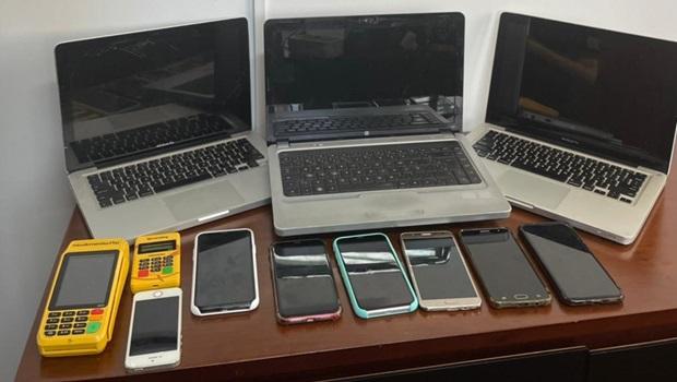 PCGO deflagra operação contra grupo suspeito de usar 45 perfis em redes sociais para extorquir vítimas