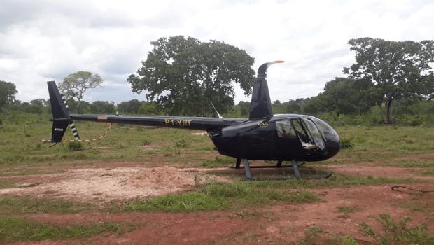 PC-GO desbarata e prende quadrilha que usava aeronaves para movimentar o tráfico de drogas