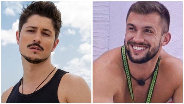 Primeiro gay a participar do 'De Férias com o Ex' diz que chegou a marcar encontro com Arthur do BBB 21