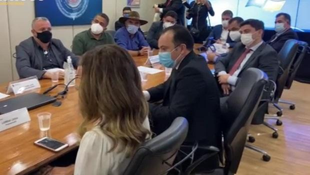 Prefeitos do Entorno se reúnem com ministro da Saúde em busca de melhorias para região