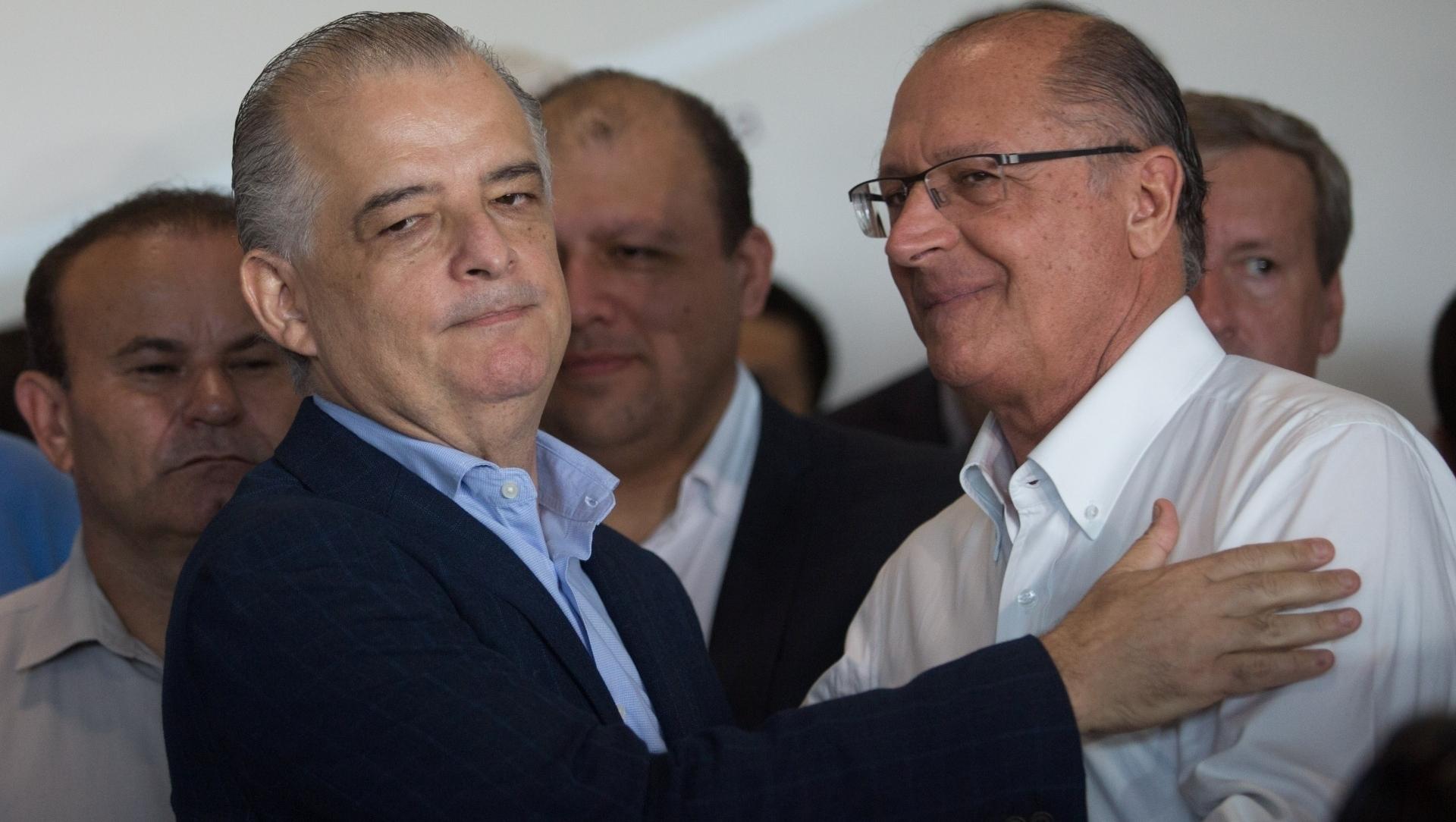 Pesquisa mostra Alckmin em 1º lugar pra governador de SP. Supera França, Haddad e Boulos