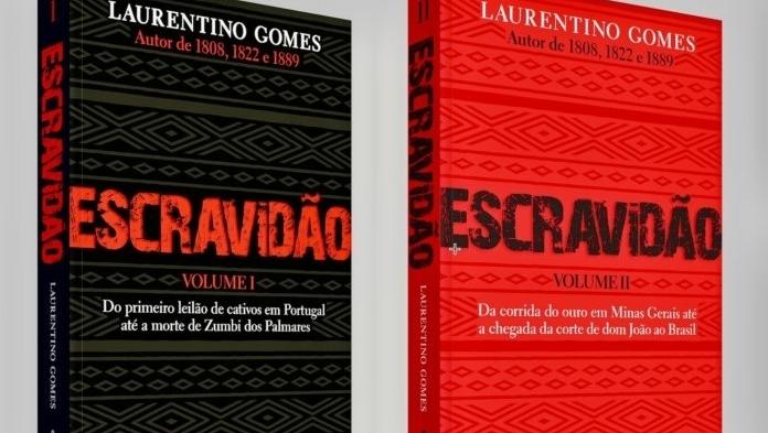 Laurentino Gomes lança segundo volume sobre escravidão no Brasil