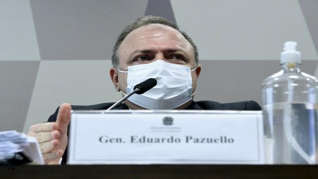 Pazuello afirma que cloroquina poderia ajudar no combate à pandemia de coronavírus