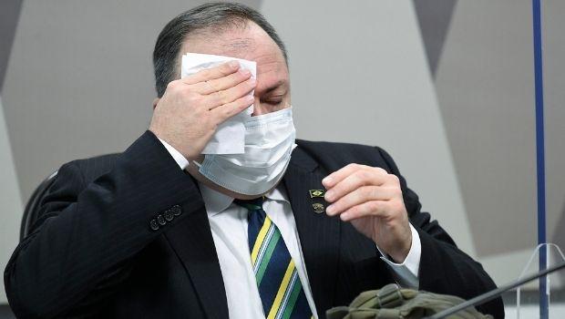 CPI da Covid aprova quebra de sigilo de Pazuello, Ernesto Araújo e outros secretários ligados ao Ministério da Saúde