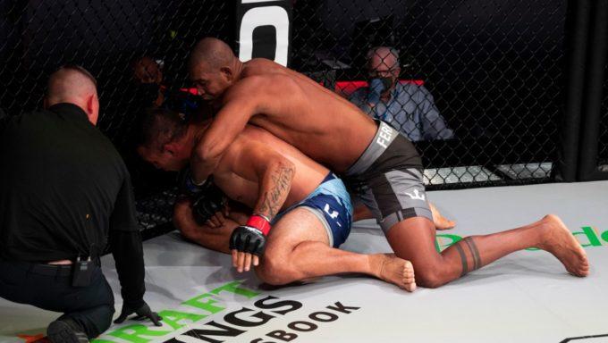 Goiano de Porangatu nocauteia Fabrício Werdum em luta de MMA