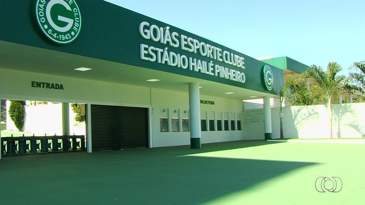 Qualidade de jogadores no time do Goiás