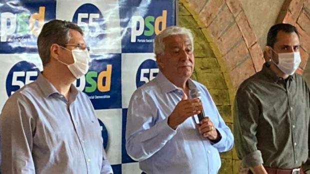 PSD Goiás diz que não abrirá mão de participar da eleição majoritária e cobra diálogo para 2022