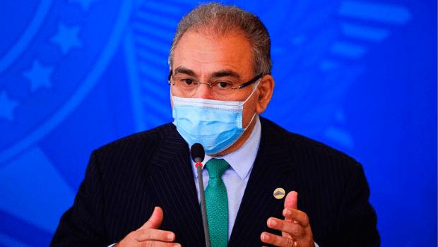 Senadores vão questionar Queiroga sobre número discrepante de vacinas e negacionismo do governo