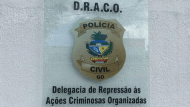 DRACO prende ex-vereador de Catalão e outros integrantes de organização criminosa acusada de extorsão