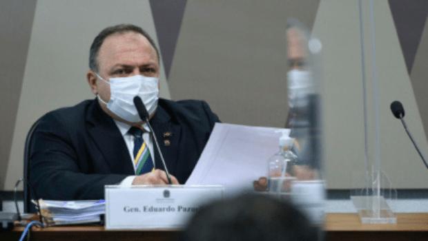 Pazuello afirma que a falta de oxigênio em Manaus durou apenas 3 dias; senadores se revoltam
