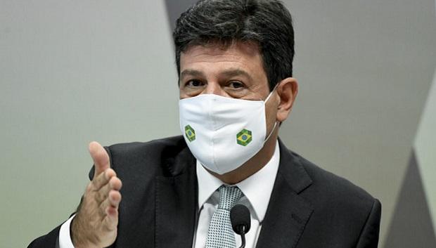 Mandetta entrega à CPI carta que escreveu à Bolsonaro sobre 'colapso na saúde'