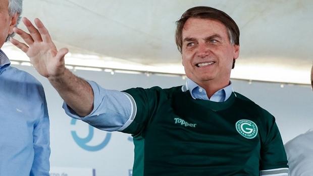Aliados aguardam filiação de Bolsonaro para articular suas posições em Goiás