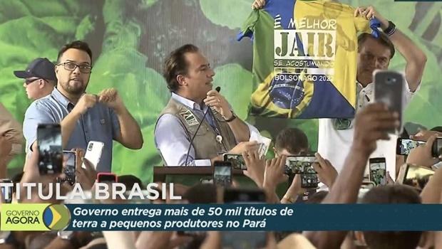 Bolsonaro pode ser multado por propaganda eleitoral extemporânea