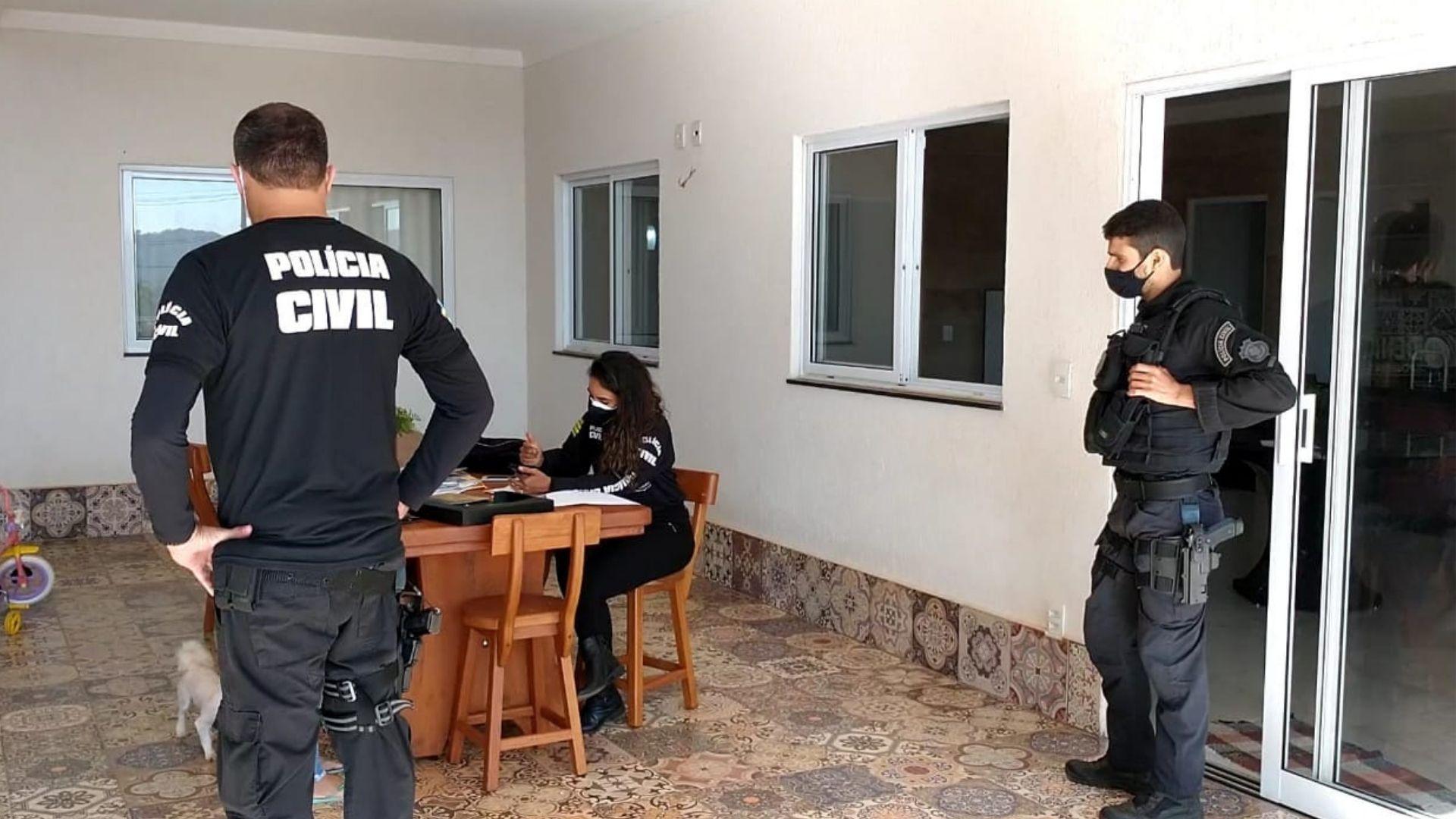 Advogados são alvos de operação da Draco contra tráfico de drogas