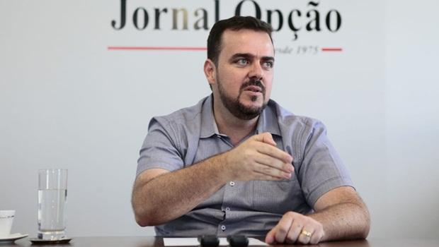 """Mendanha reage a aliança entre MDB e Caiado: """"Não irei participar de tamanha incoerência"""""""