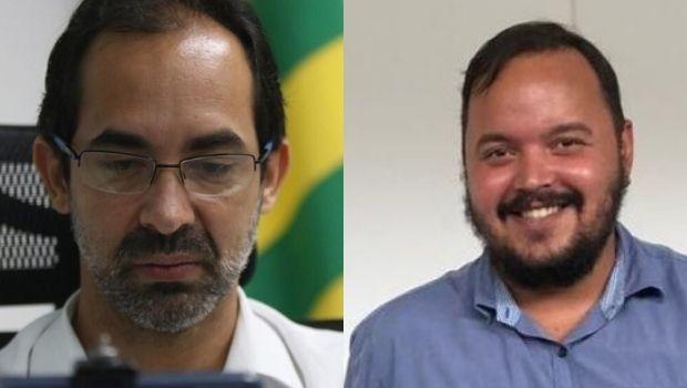 """Pellozo exonera Lucas Rodovalho; """"Por enquanto não há substituição"""", diz prefeito"""