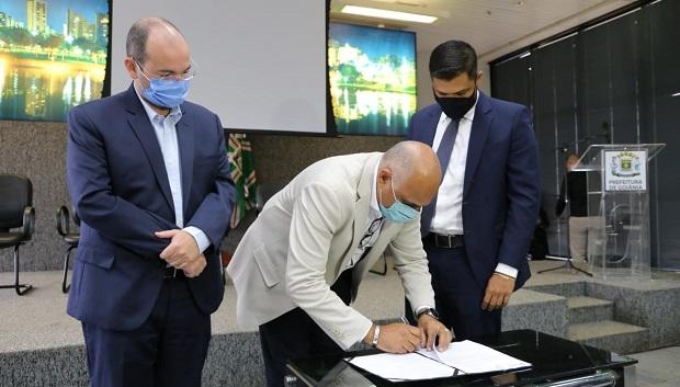 Programa de refinanciamento de débitos é sancionado por Rogério Cruz