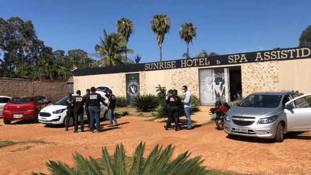 Em Anápolis, donos da Clínica Valor da Vida são presos suspeitos de cárcere privado e posse de arma de fogo