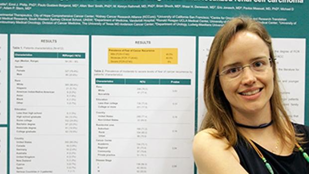 Médica brasileira ganha Oscar da oncologia