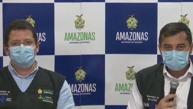 Governador do Amazonas é alvo de buscas em investigação sobre desvio de verbas de combate à Covid