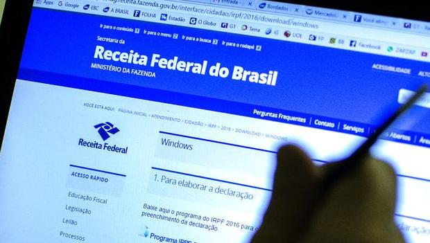 Receita Federal libera consulta a terceiro lote de restituição do IR nesta sexta-feira, 23