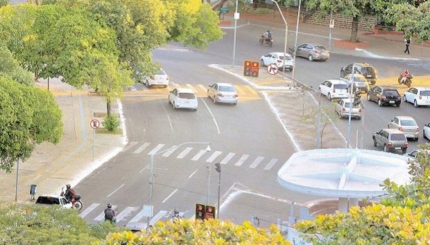 Veja as alterações no trânsito da região central de Goiânia a partir deste sábado, 24